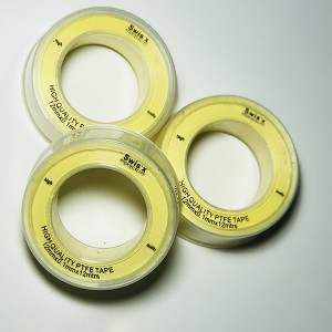 transparent teflon tape