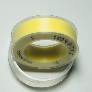 Good User Reputation for Teflon Tape For Faucets And Plumbing -