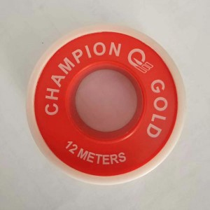 Free sample for Teflon Tape 12mm -