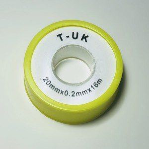 Teflon PTFE-tape for tann