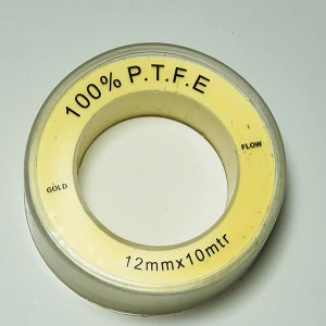 teflon tape thread segel