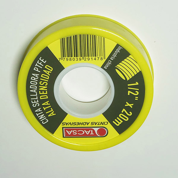 Factory Free sample Colored Teflon Tape -
