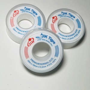 Factory making Packing Tape Jumbo Roll -