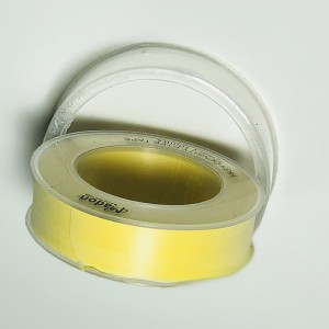 Fast delivery Sample 260degrees Adhesive Tape Temperature Resistance Leather Adhesive Tape Black Teflon Tape With Low