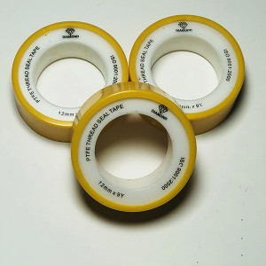 China Gold Supplier for Teflone Sealing Tape -