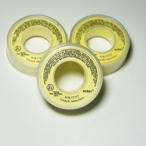 Leading Manufacturer for Wear-resisting Teflon Seal Soft Tape -