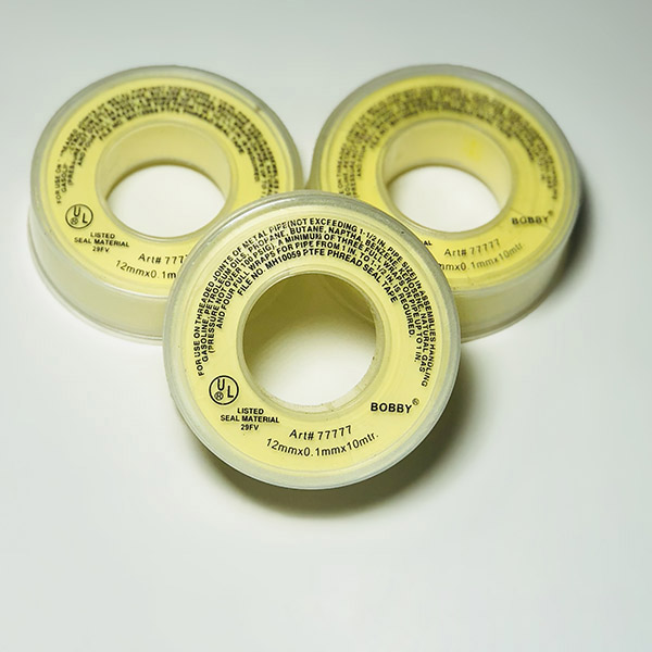 One of Hottest for Types Teflon Tape -
