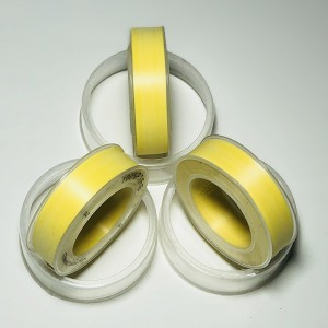 Best quality Yellow Teflone Tape -